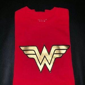 Wonder women Gildan Shirt